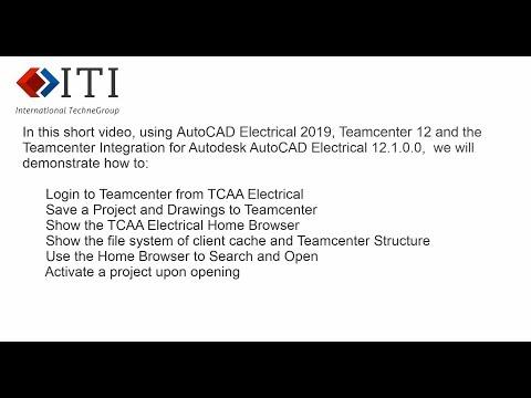 ITI - International TechneGroup   Teamcenter Integration for