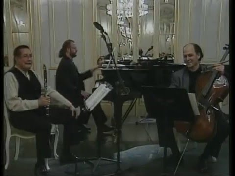 Astor Piazzolla: Oblivion (arr. Zinger)