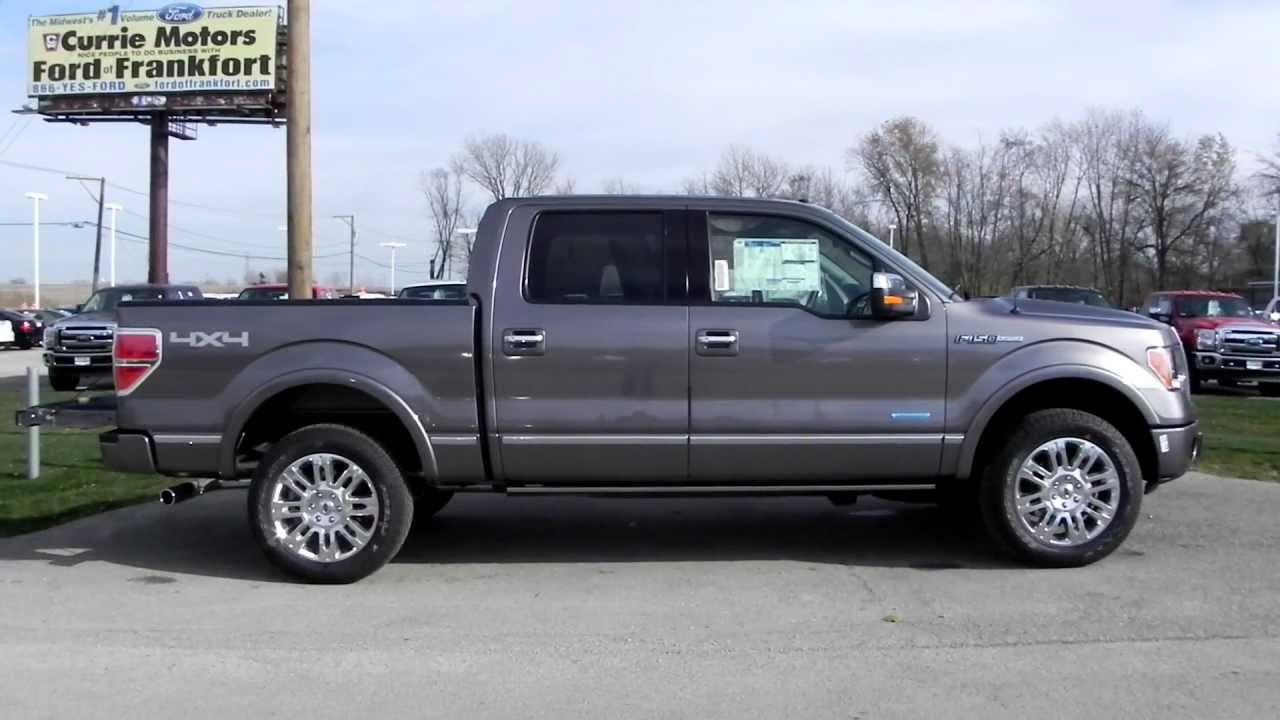 hammond ford 2012 ford f150 platinum ecoboost by currie. Black Bedroom Furniture Sets. Home Design Ideas