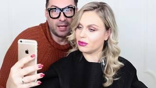 Novogodišnji Makeup Look sa Markom Nikolićem + Giveaway