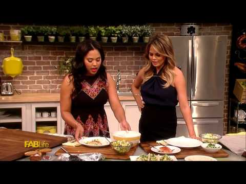 Cooking with Ayesha Curry!