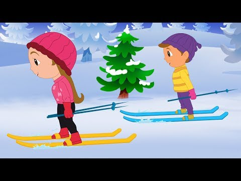 Holidays Are Coming Song | Vacation Songs | Baby Poems in HD by Fun For Kids TV