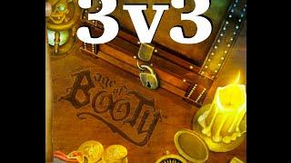 AGE OF BOOTY 3v3 Gameplay XBONE