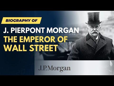 True Story - JP Morgan - Finance Documentary 2019