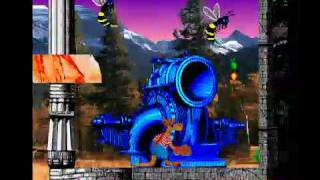 Kang Fu - Amiga game