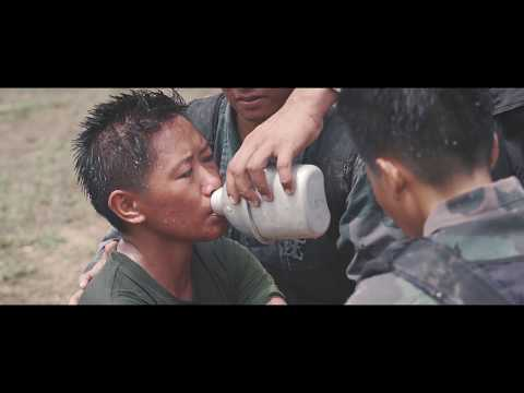 """PNP BISOC Class 2018 """"PINAGHUSAY"""" /  PUSO by SpongeCola"""