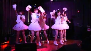 Natsuiro Party debut performance at the ANI1773 event in Resorts Wo...