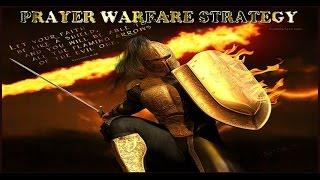Prayer Warfare Strategy #77: Exodus 17:8-16