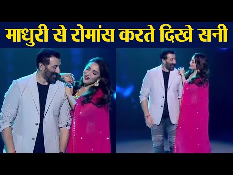 Sunny Deol & Madhuri Dixit recreate their iconic Tridev track on Dance Deewane set   FilmiBeat Mp3
