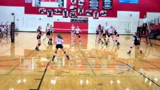 Beka Libero Volleyball Highlights