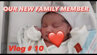Episode # 10 - New Member of the Family !!!!! - 24 hours in a Hospital- MusaBukhari110
