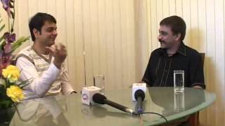 Gujarati Comedy Songs Singer Devang Patel Interview with Devang Bhatt