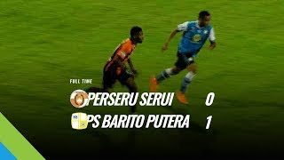 Download Video [Pekan 9] Cuplikan Pertandingan Perseru Serui vs PS Barito Putera, 17 Mei 2018 MP3 3GP MP4