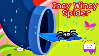 Incy Wincy Spider | Nursery Rhymes | Kids Songs | Incy Wincy Spider Poem