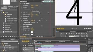 adobe After Effects - Глава 5: Маски и шейпы. Анимация масок