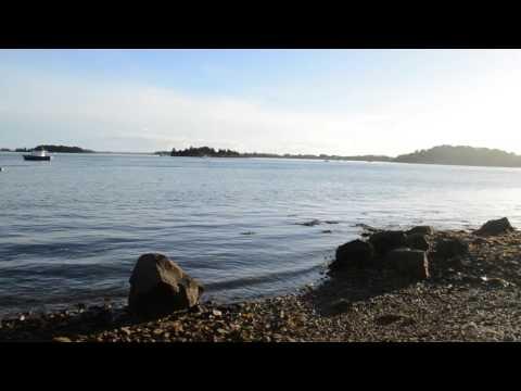 Le Voyageur Breton - La pointe d'Arradon