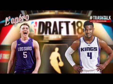 NBA Draft 2018 : Luka Doncic ou DeAndre Ayton, qui prendre ?