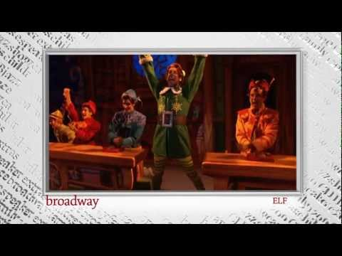 Elf the Musical coming to Omaha's Orpheum November 19-24, 2013
