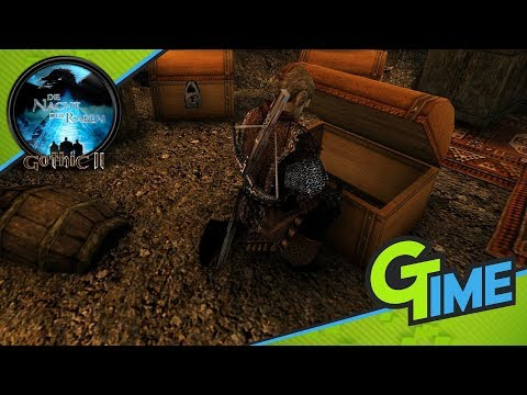 Die geheime Schatzinsel - Lets Play Gothic 2 Die Nacht des Raben Gameplay German #22 | Gamerstime