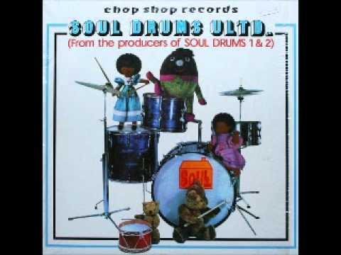 Soul Drums Ultd  - DRUM BREAKS Library Part 3