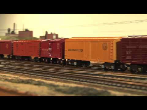 American Flyer S Scale Model Trains