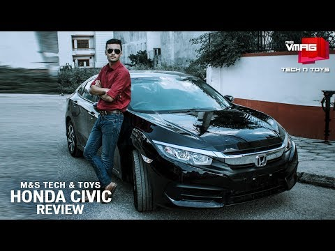 This is your next car | HONDA CIVIC | M&S TECH & TOYS | M&S VMAG