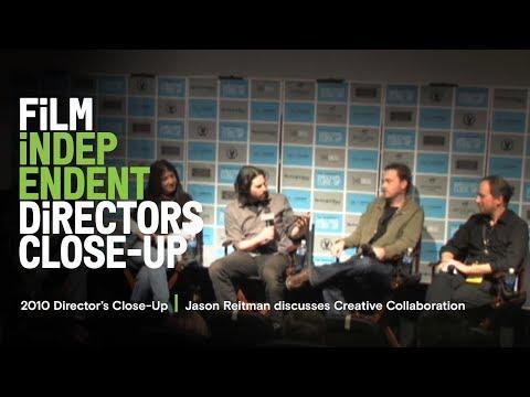 Jason Reitman discusses Creative Collaboration  2010 Director's CloseUp