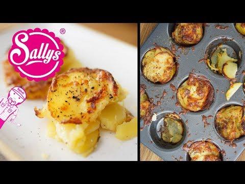 Murats Kartoffelmuffins aus dem Ofen / Murats 5 Minuten / Sallys Welt