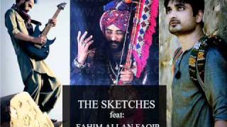 The Sketches ft Fahim Alan Fakir (nind nashe vich.acoustic jam)