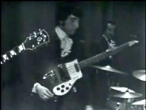 The Kinks Paris 1965