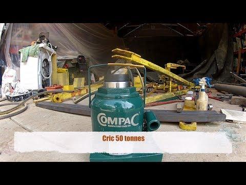 presse 50 tonnes