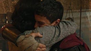 Джуда встречает Мессалу 5 лет спустя.