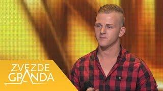 Amir Lulic - Zivot bez nje, Nema nista majko... - (live) - ZG 1 krug 16/17 - 08.10.16. EM 3