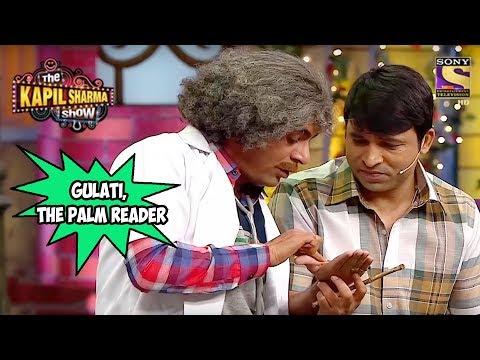 Dr. Gulati Reads Chandu's Palm - The Kapil Sharma Show