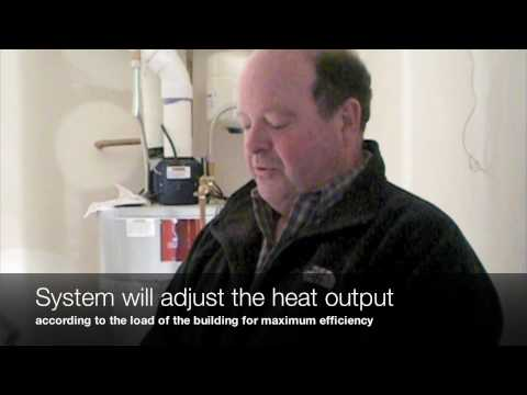 Geothermal Energy- Heating & Cooling Demonstration at Seattle Green Home