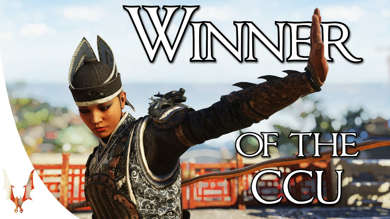 For Honor - Zhanhu is the Winner of the CCU