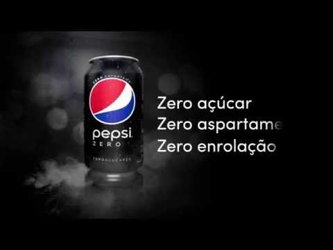 Pepsi Zero - QUEIMA TOTAL