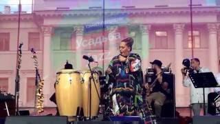Нино Катамадзе & Insight – I Came (Усадьба Jazz Санкт-Петербург, 30 июля 2016)