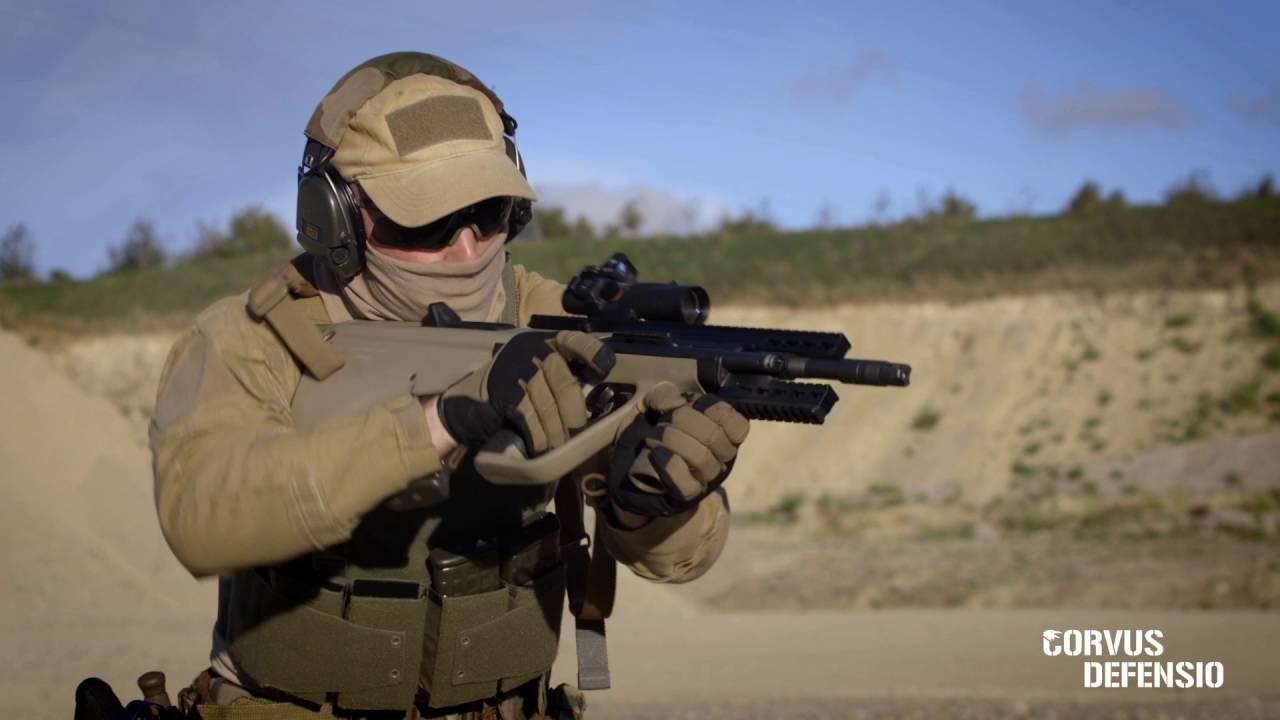 CORVUS DEFENSIO - Soldier Systems Daily