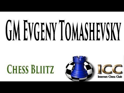 ♚ Evgeny Tomashevsky vs Daniel Naroditsky Chess Blitz on the Internet Chess Club (ICC) July 16, 2014
