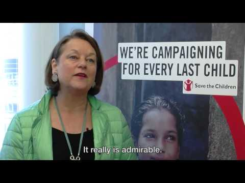 Nathalie Griesbeck MEP on #EveryLastChild