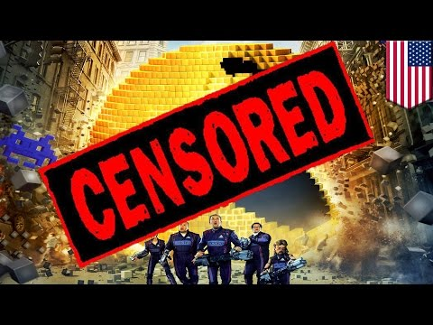 Sony censors Adam Sandler movie Pixels to appease Chinese censors - TomoNews