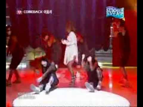 Don't Cry   Lee Hyori   Nh C Hàn Qu C