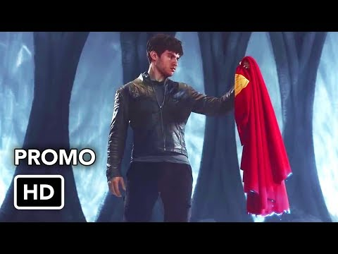 "Krypton (Syfy) ""Legacy"" Promo HD - Superman prequel series"
