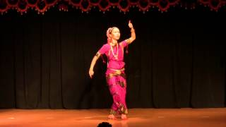 nagumomu bharatanatyam dance performance