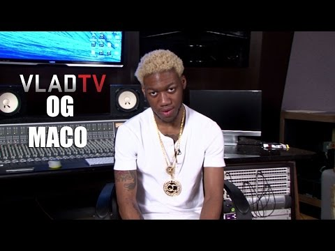 OG Maco on Transitioning From Life of Crime to Hip-Hop