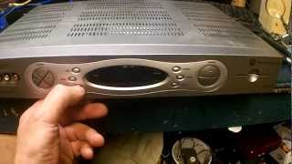 Motorola Dual Tuner DCT6208 DVR*no power repair part1*