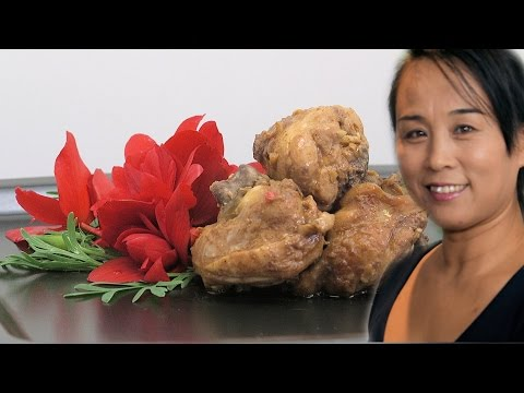 Red Bean Curd Chicken (Chinese Spicy Chicken Drumstick Recipe)