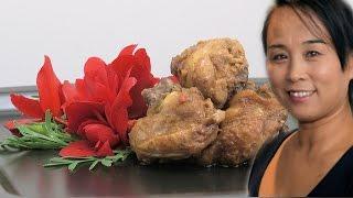 Fermented Red Bean Curd Chicken Drumsticks (Chinese Recipe)