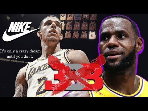 LeBron James WANTS Lonzo Ball at NIKE!! Zo Cuts Off BBB after Scammed $1.5 Million!